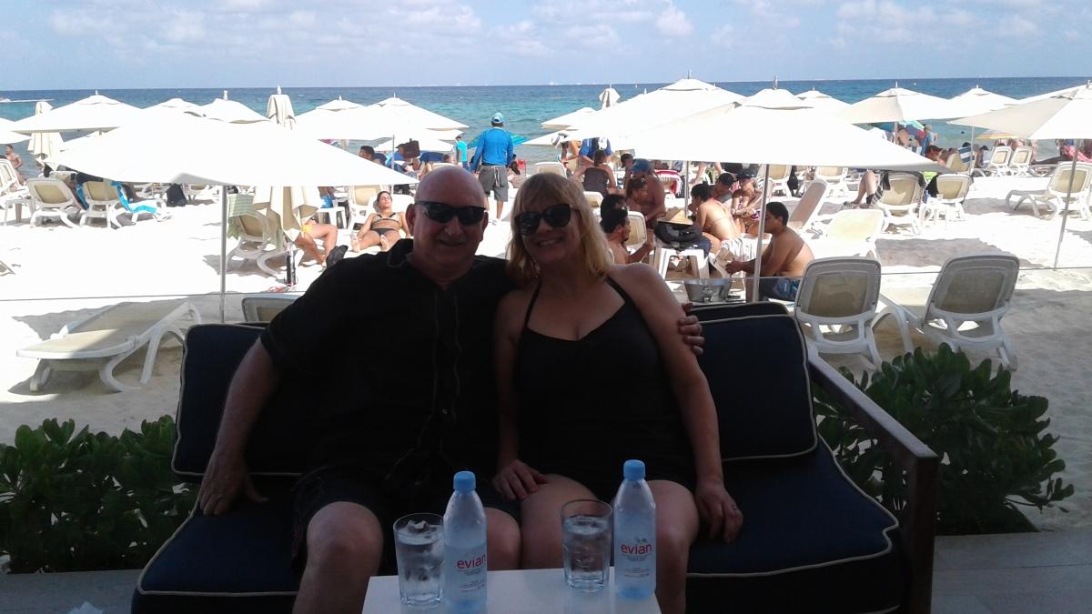 Blog # 8: Playa delCarmen